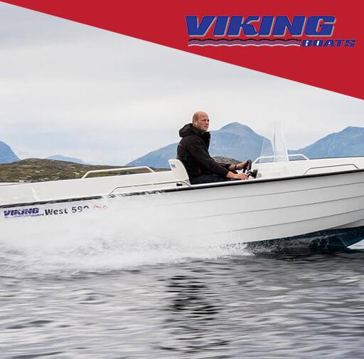 viking boats